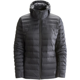 Black Diamond Cold Forge Hoody Jacket Dam black